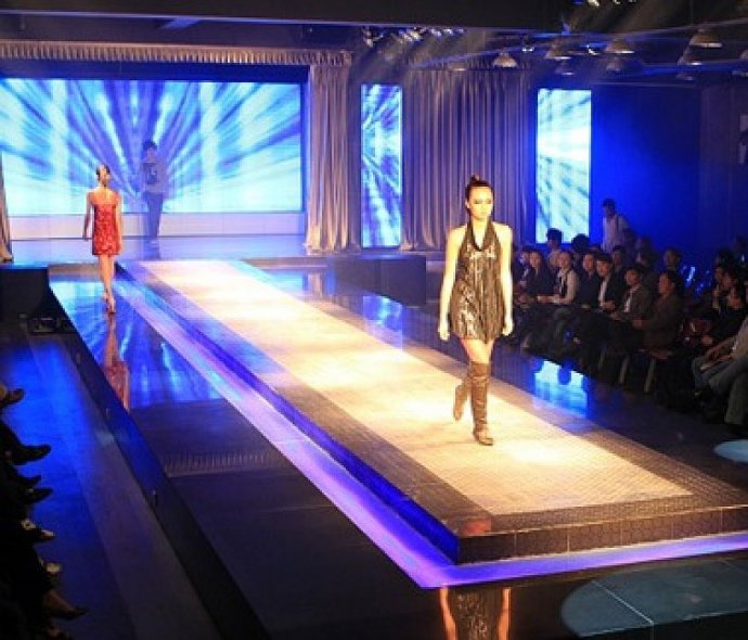 pantallas LED desfile